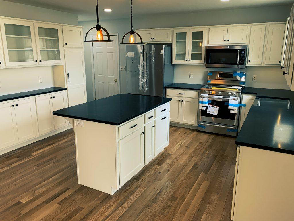 Granite-Kitchen(2of2) Black Mist